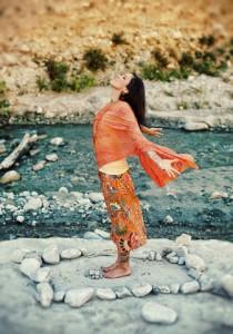 gypsy wild woman!