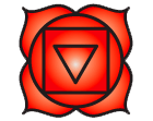 chakra-red