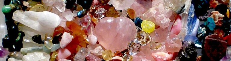 Come Join Us For A Crystal Puja!